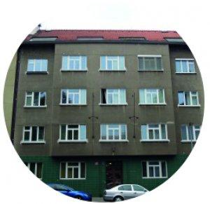 SVJ Lotyšká 4 v Bubenči, nová elektroinstalace, příjemné bydlení