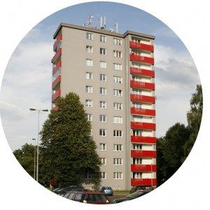 Designový bytový dům